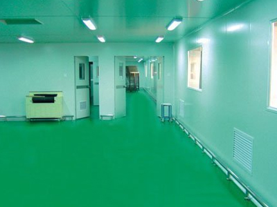 Anti Static Flooring Services in india